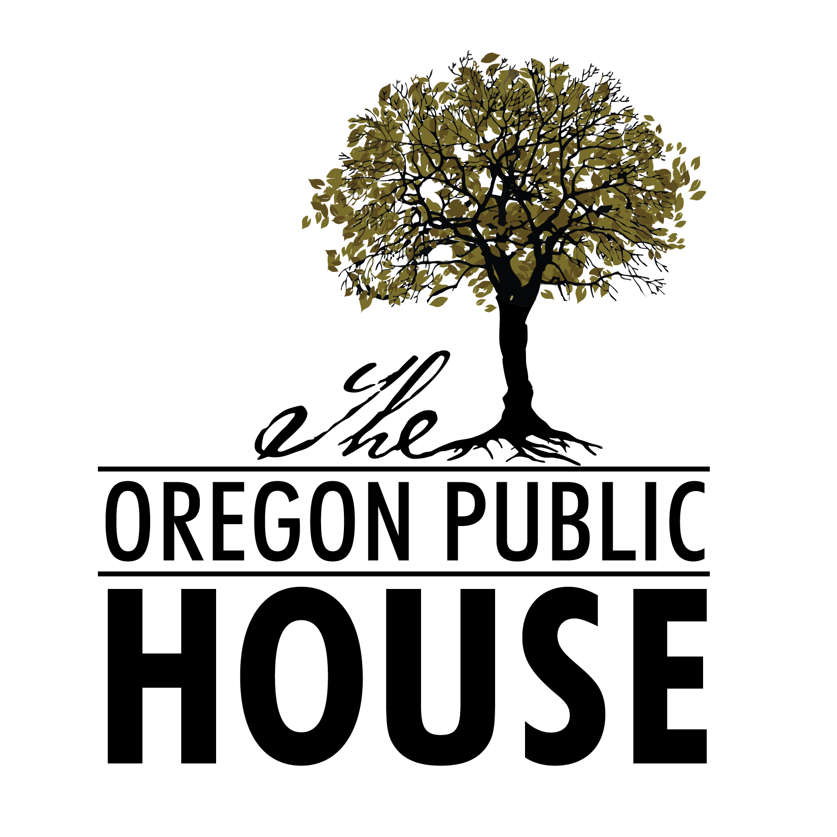 Oregon Public House Logo